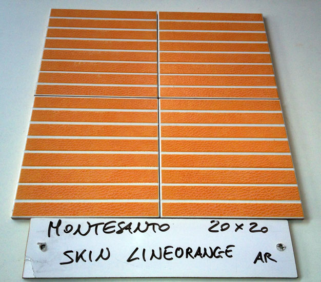 montesanto skin line orange ar