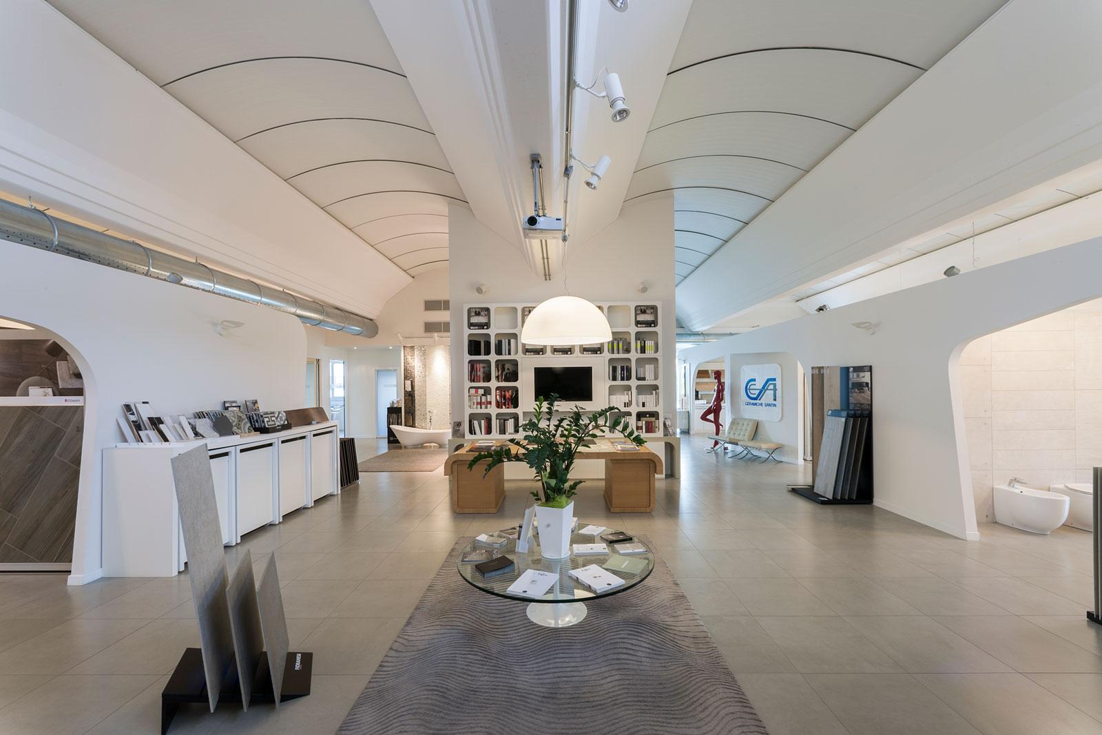Ceramiche Santin, partner ideale per designer ed architetti