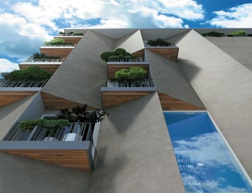 Grandi lastre di Mirage, si aprono nuove prospettive per il progetto contemporaneo